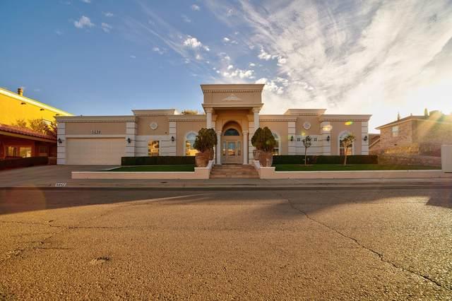 5842 Diamond Point Circle, El Paso, TX 79912 (MLS #836630) :: Jackie Stevens Real Estate Group