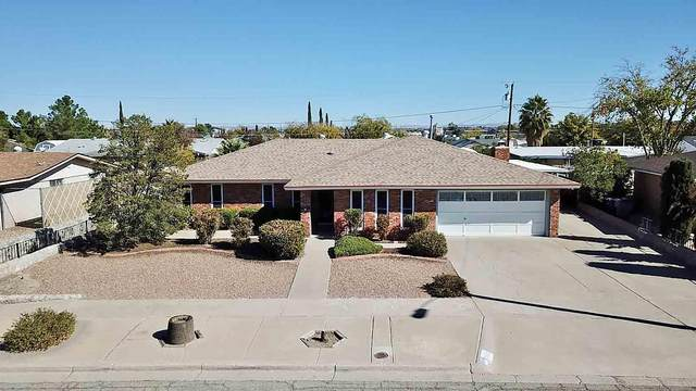 2132 Zanzibar Drive, El Paso, TX 79925 (MLS #837090) :: The Purple House Real Estate Group