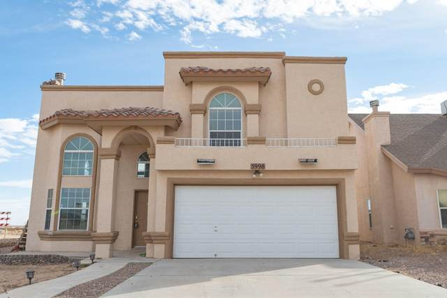5998 Joe Manago Street, El Paso, TX 79924 (MLS #837173) :: Preferred Closing Specialists