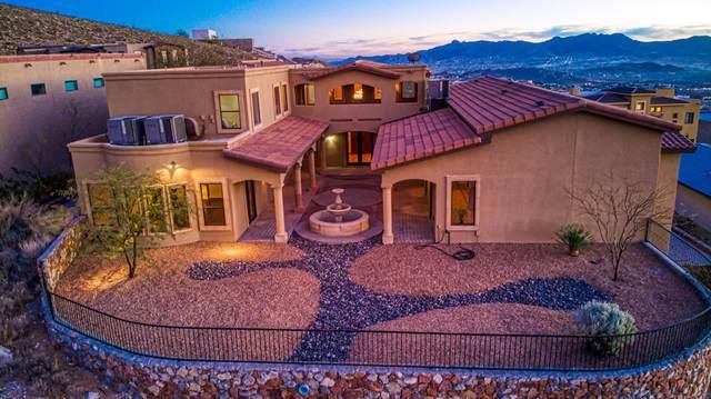 449 San Clemente Drive, El Paso, TX 79912 (MLS #837221) :: Summus Realty