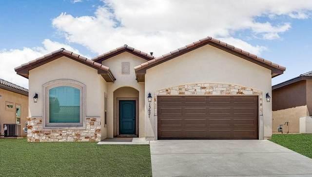 13589 Doncaster Street, El Paso, TX 79928 (MLS #837633) :: Preferred Closing Specialists