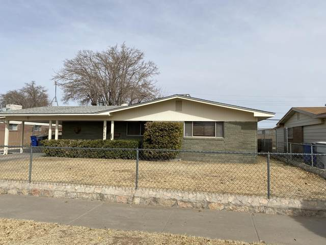 9568 Blue Wing Drive, El Paso, TX 79924 (MLS #837685) :: The Purple House Real Estate Group