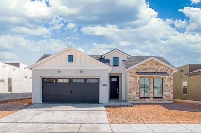 7327 Bobcat Hallow Drive, El Paso, TX 79912 (MLS #837690) :: The Matt Rice Group
