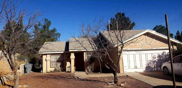 5492 Ridge Street, El Paso, TX 79932 (MLS #837812) :: Preferred Closing Specialists