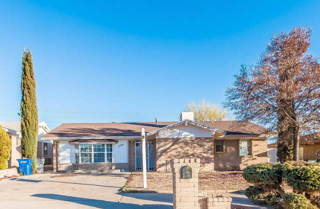 704 Arredondo Drive, El Paso, TX 79912 (MLS #838010) :: The Purple House Real Estate Group