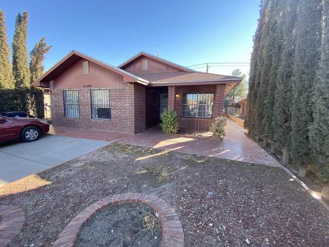 12580 Flora Alba Drive, El Paso, TX 79928 (MLS #838068) :: Preferred Closing Specialists