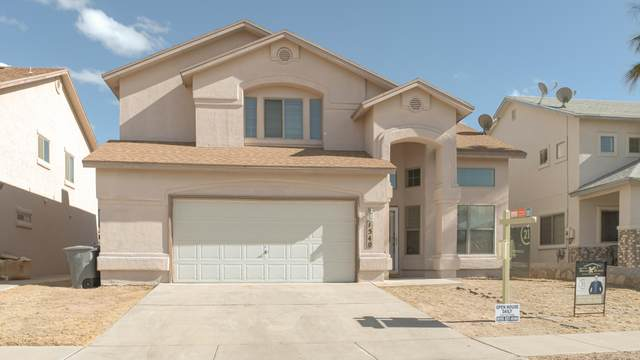 1540 Century Plant Drive, El Paso, TX 79912 (MLS #838173) :: Preferred Closing Specialists