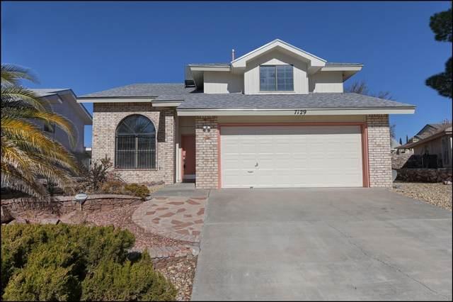 7129 Feather Hawk Drive, El Paso, TX 79912 (MLS #838229) :: Preferred Closing Specialists