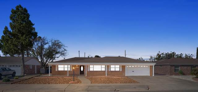 9212 Lait Drive, El Paso, TX 79925 (MLS #838624) :: The Purple House Real Estate Group