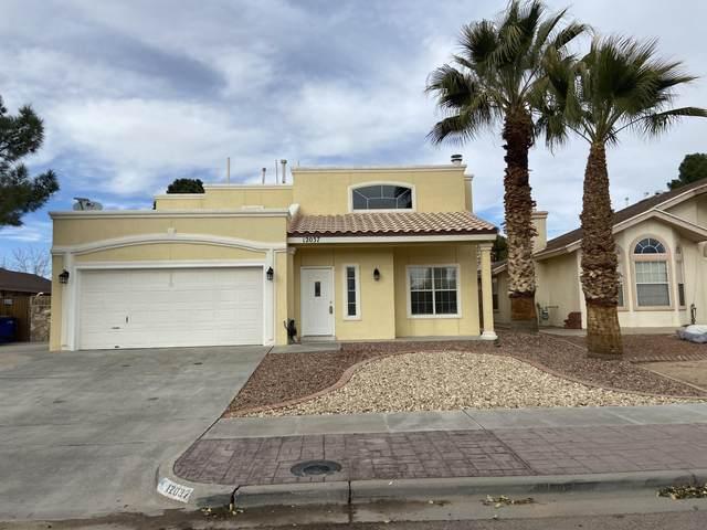 12037 Banner Run Drive, El Paso, TX 79936 (MLS #838660) :: Preferred Closing Specialists