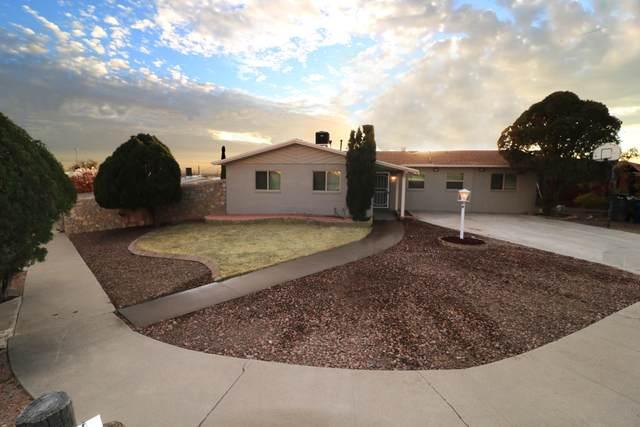 7936 Dogwood Street, El Paso, TX 79925 (MLS #838687) :: The Purple House Real Estate Group