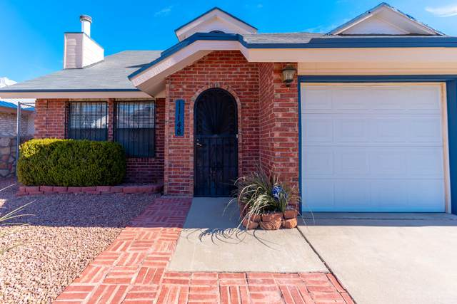 11148 Loma Escondida Drive, El Paso, TX 79934 (MLS #838693) :: The Purple House Real Estate Group