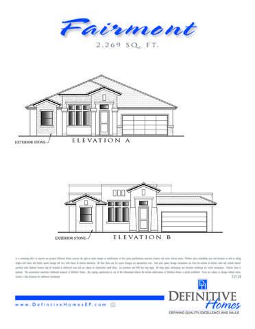 12478 Stansbury Drive, El Paso, TX 79928 (MLS #838765) :: Mario Ayala Real Estate Group
