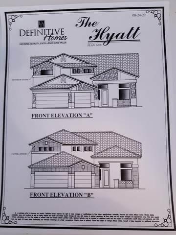 883 Crystal Rook, El Paso, TX 79928 (MLS #838805) :: Jackie Stevens Real Estate Group