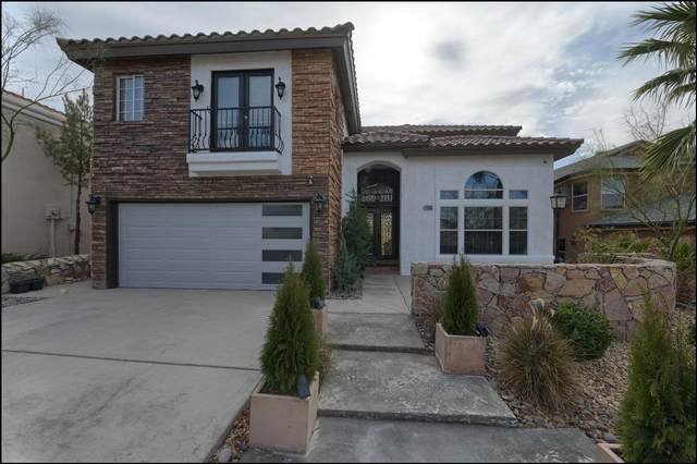 7336 Camino Del Sol Drive, El Paso, TX 79911 (MLS #838822) :: Preferred Closing Specialists