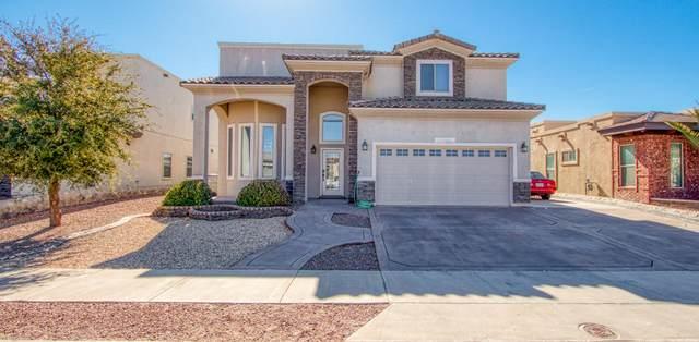 14284 Hunter Creek Drive, El Paso, TX 79938 (MLS #838938) :: Preferred Closing Specialists
