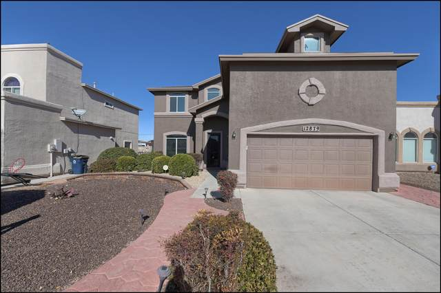 12879 Hidden Grove Drive, El Paso, TX 79938 (MLS #839143) :: The Purple House Real Estate Group