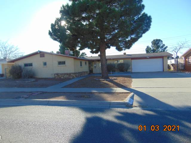 2513 Samoa Drive, El Paso, TX 79925 (MLS #839219) :: Preferred Closing Specialists