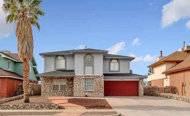 7376 Golden Hawk Drive, El Paso, TX 79912 (MLS #839249) :: The Purple House Real Estate Group