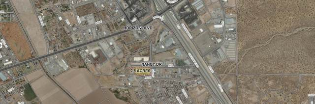 1290 Nancy Drive, Socorro, TX 79927 (MLS #839340) :: Jackie Stevens Real Estate Group brokered by eXp Realty