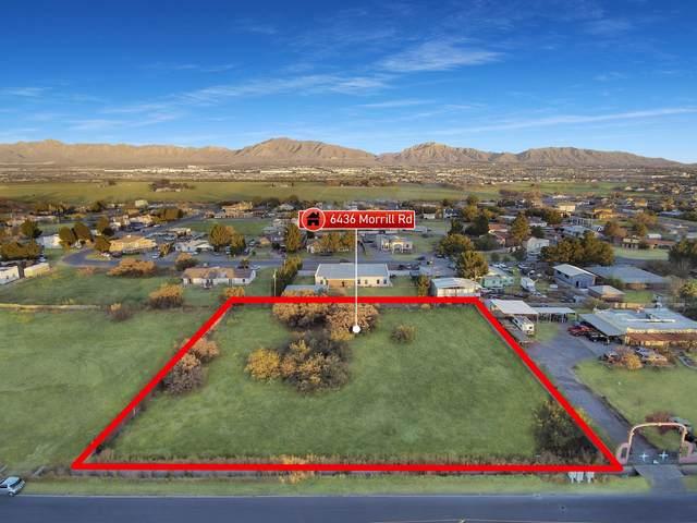 6436 Morrill Road, El Paso, TX 79932 (MLS #839431) :: Preferred Closing Specialists
