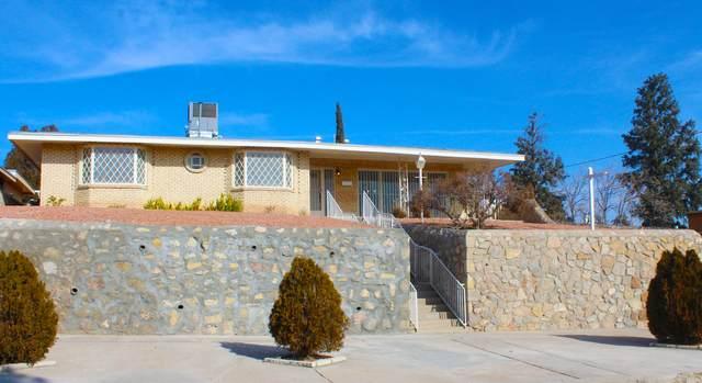 3817 Cumberland Avenue, El Paso, TX 79903 (MLS #839441) :: The Matt Rice Group