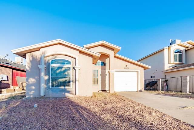 11032 Northampton Street, El Paso, TX 79934 (MLS #839512) :: Preferred Closing Specialists