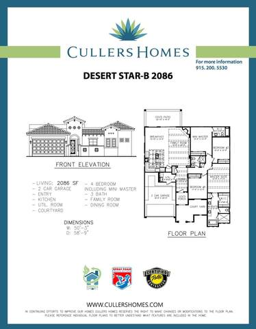 321 Emerald Pearl Drive, El Paso, TX 79928 (MLS #839600) :: The Purple House Real Estate Group