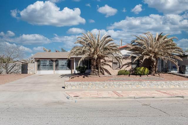 2816 Eads Place, El Paso, TX 79935 (MLS #839924) :: Summus Realty