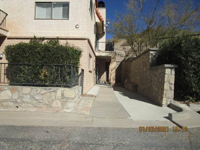 4614 N. Stanton C 17, El Paso, TX 79902 (MLS #840173) :: Preferred Closing Specialists