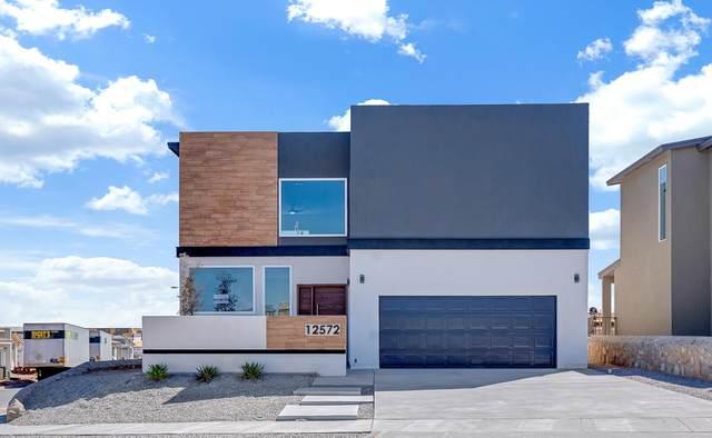 12572 Barbaro Way, El Paso, TX 79928 (MLS #840761) :: Preferred Closing Specialists