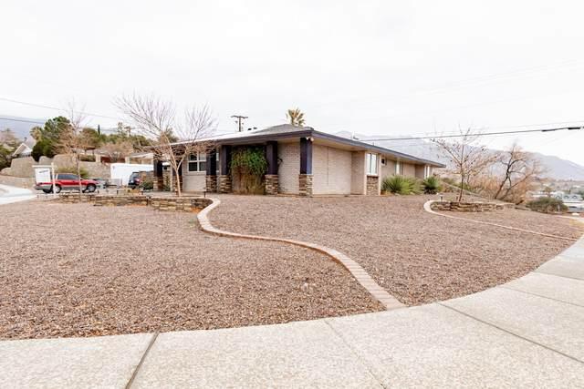 328 Northwind Drive, El Paso, TX 79912 (MLS #840822) :: Preferred Closing Specialists