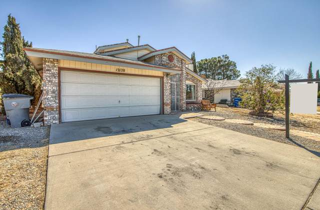 12128 El Greco Circle, El Paso, TX 79936 (MLS #840827) :: The Purple House Real Estate Group