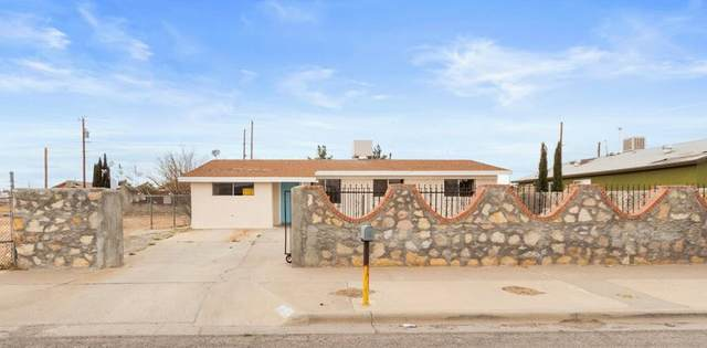 5625 Manila Drive, El Paso, TX 79924 (MLS #840874) :: The Purple House Real Estate Group