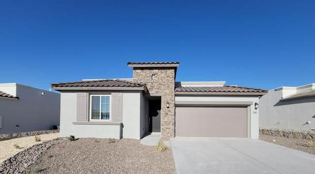 241 Emerald Sun Drive, El Paso, TX 79928 (MLS #840888) :: The Matt Rice Group