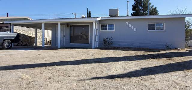7510 Kingman Drive, El Paso, TX 79915 (MLS #841438) :: Preferred Closing Specialists