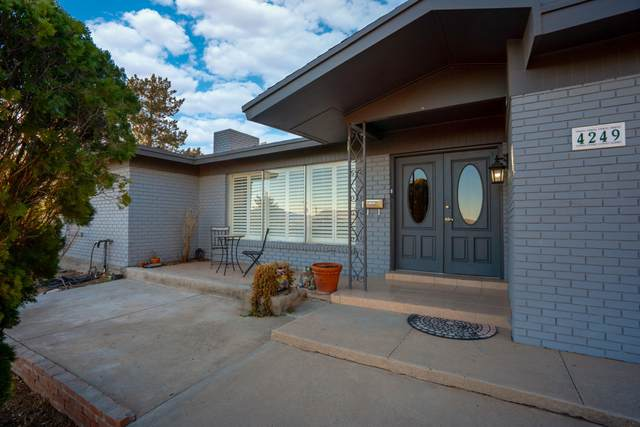 4249 Park Hill Drive, El Paso, TX 79902 (MLS #841516) :: Preferred Closing Specialists