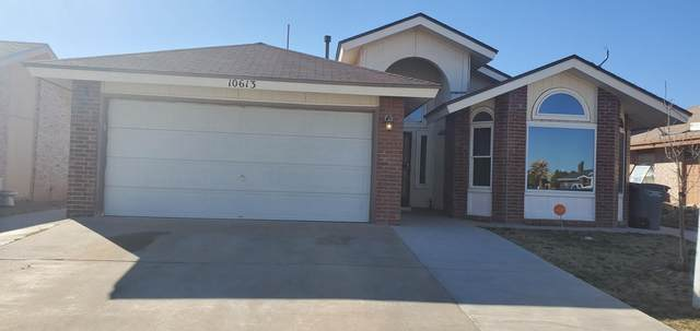 10613 Obsidian Street, El Paso, TX 79924 (MLS #841522) :: The Purple House Real Estate Group