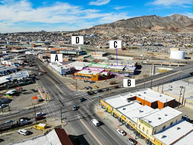 111 N Piedras Street Space A, El Paso, TX 79905 (MLS #841637) :: Summus Realty