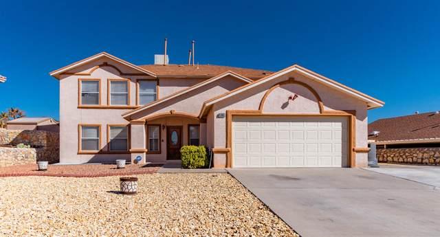4365 Loma Taurina Drive, El Paso, TX 79934 (MLS #841710) :: Summus Realty