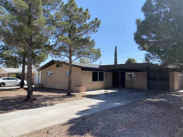 9912 Singapore Avenue, El Paso, TX 79925 (MLS #842215) :: Mario Ayala Real Estate Group
