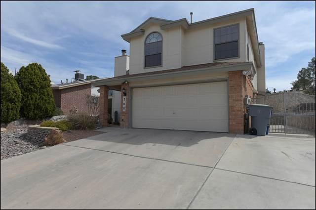 708 Merriman Drive, El Paso, TX 79912 (MLS #842285) :: Summus Realty