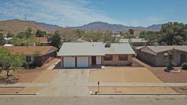 1008 Shawnee Lane, El Paso, TX 79912 (MLS #842361) :: Summus Realty