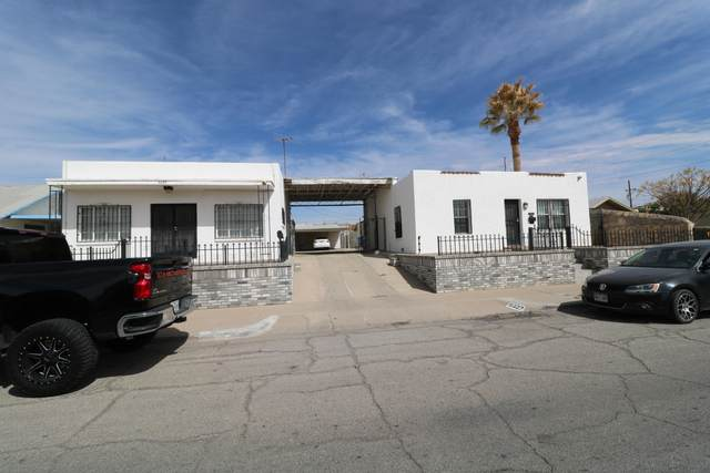 5425 Rosa Avenue, El Paso, TX 79905 (MLS #842483) :: Summus Realty