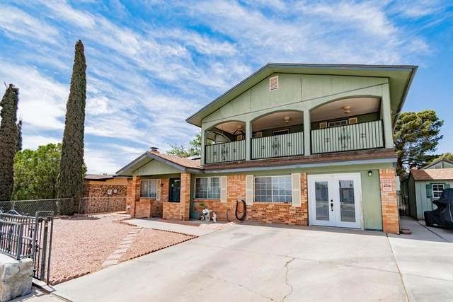10485 Centaur Drive, El Paso, TX 79924 (MLS #842688) :: The Matt Rice Group