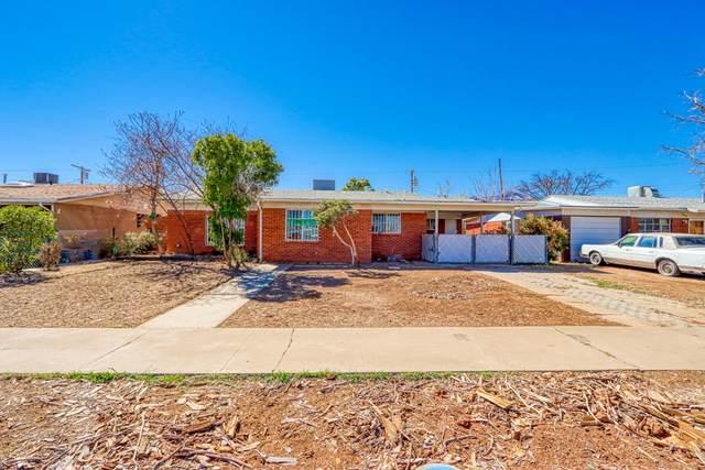 9151 Mount Etna Drive, El Paso, TX 79924 (MLS #842909) :: The Purple House Real Estate Group