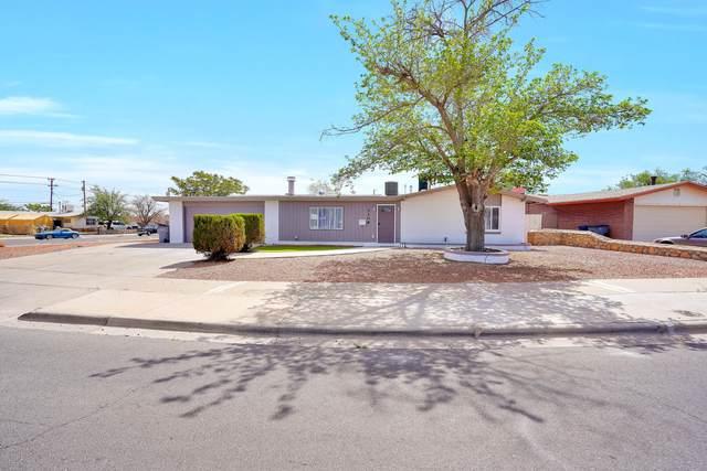 3108 Gourd Street, El Paso, TX 79925 (MLS #843152) :: Summus Realty