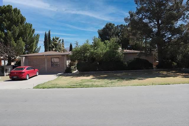 4953 Vista Grande Circle, El Paso, TX 79922 (MLS #843273) :: The Matt Rice Group