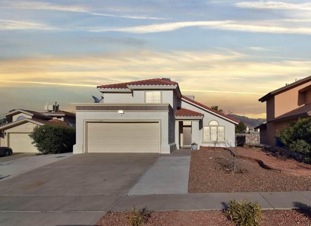 7116 Feather Hawk Drive, El Paso, TX 79912 (MLS #843444) :: Summus Realty