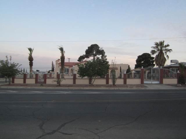 3732 Fort Boulevard, El Paso, TX 79930 (MLS #843514) :: Summus Realty